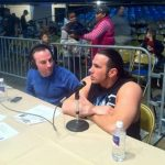 Richard Gray and Matt Hardy