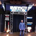 Richard Gray at Impact Wrestling